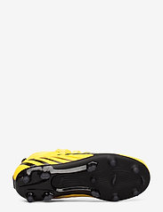 PUMA - PUMA ONE 20.3 FG/AG Jr - buty sportowe - ultra yellow-puma black-orange aler - 4