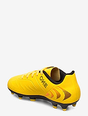 PUMA - PUMA ONE 20.4 FG/AG Jr - buty sportowe - ultra yellow-puma black-orange aler - 2