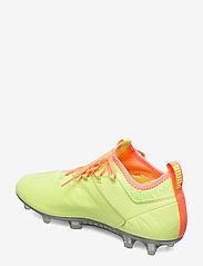 PUMA - PUMA ONE 20.3 FG/AG OSG - fodboldsko - nrgy peach-fizzy yellow-puma aged s - 2