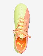 PUMA - PUMA ONE 20.3 FG/AG OSG - fodboldsko - nrgy peach-fizzy yellow-puma aged s - 3
