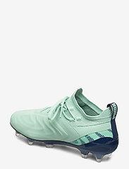 PUMA - PUMA ONE 20.1 Wms  FG/AG - fotbollsskor - mist green-high rise-dark denim - 2