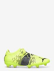 PUMA - FUTURE Z 2.1 FG/AG - fodboldsko - yellow alert-puma black-puma white - 1