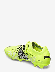 PUMA - FUTURE Z 2.1 FG/AG - fodboldsko - yellow alert-puma black-puma white - 2