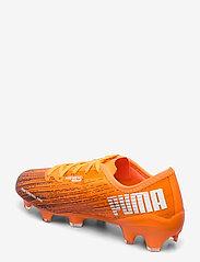 PUMA - ULTRA 2.1 FG/AG - fodboldsko - shocking orange-puma black - 2