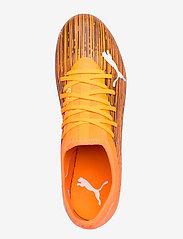 PUMA - ULTRA 3.1 FG/AG - fodboldsko - shocking orange-puma black - 3