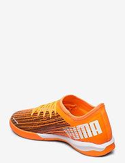 PUMA - ULTRA 3.1 IT - fodboldsko - shocking orange-puma black - 2