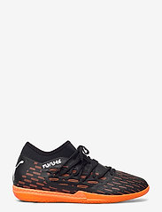 PUMA - FUTURE 6.3 NETFIT IT - fodboldsko - puma black-puma white-shocking oran - 1