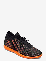 PUMA - FUTURE 6.4 IT - sportschuhe - puma black-puma white-shocking oran - 0