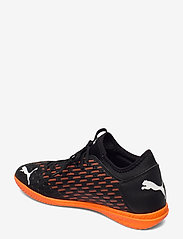 PUMA - FUTURE 6.4 IT - sportschuhe - puma black-puma white-shocking oran - 2