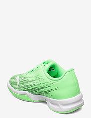 PUMA - Adrenalite 4.1 Jr - träningsskor - elektro green-puma white - 2