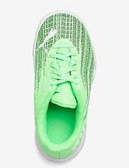 PUMA - Adrenalite 4.1 Jr - träningsskor - elektro green-puma white - 3