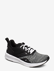 PUMA - Comet Jr - trainingsschuhe - puma white-puma black - 0