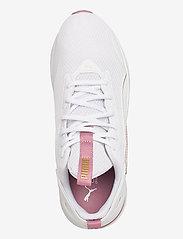 PUMA - SOFTRIDE RIFT Wn's - lage sneakers - puma white-foxglove - 3