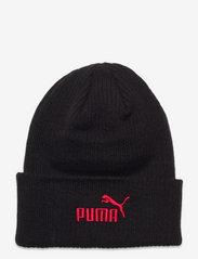 PUMA - ACM BronxBeanie II - luer - puma black-tango red - 0