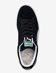 PUMA - Suede Classic+ - low tops - black-white - 2