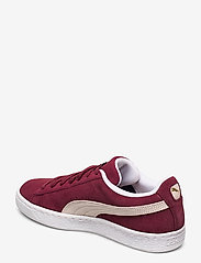 PUMA - Suede Classic+ - låga sneakers - cabernet-white - 2