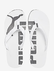 PUMA - Epic Flip v2 - flipsandales un apavi ūdens sportam - white-black - 3