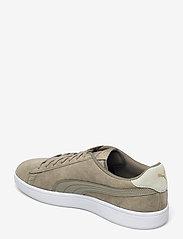 PUMA - Puma Smash v2 - låga sneakers - vetiver-vetiver-desert sage-puma team gold - 2