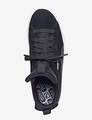 PUMA - Suede Fierce Wn's - matalavartiset tennarit - puma black-puma black - 3