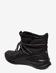 PUMA - Adela Winter Boot - flat ankle boots - puma black-bridal rose - 2
