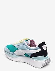 PUMA - Cruise Rider Silk Road Wn's - sneakers - viridian green-aquamarine - 2
