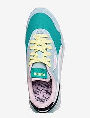 PUMA - Cruise Rider Silk Road Wn's - sneakers - viridian green-aquamarine - 3