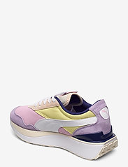 PUMA - Cruise Rider Silk Road Wn's - sneakers - pink lady-yellow pear - 2