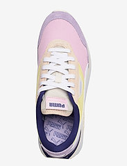 PUMA - Cruise Rider Silk Road Wn's - sneakers - pink lady-yellow pear - 3