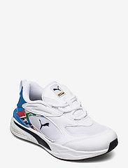 PUMA - RS-Fast INTL Game PS - låga sneakers - puma white-empire yellow - 0