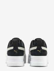 PUMA - Mayze Wn's - baskets épaisses - puma black-puma white - 2