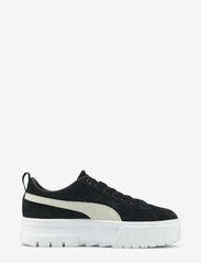 PUMA - Mayze Wn's - baskets épaisses - puma black-puma white - 4