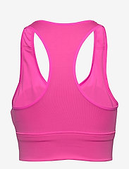 PUMA - Mid Impact Long Line Bra - urheiluliivit: medium tuki - luminous pink - 1