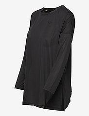PUMA - STUDIO GRAPHENE LONG SLEEVE TOP - topjes met lange mouwen - puma black - 3