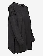 PUMA - STUDIO GRAPHENE LONG SLEEVE TOP - topjes met lange mouwen - puma black - 4