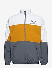 PUMA - Retro Woven Track Jacket - track jackets - iron gate - 0