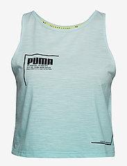 PUMA - PUMA x SG Tank 2 - crop tops - fair aqua gradient - 0