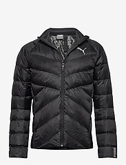 PUMA - PWRWarm packLITE 600 Down Jacket - sportjackor - puma black - 0