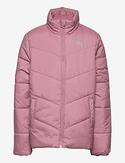 PUMA - ESS Padded Jacket G - dunjakker & forede jakker - foxglove - 0