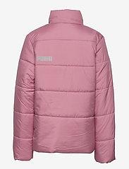 PUMA - ESS Padded Jacket G - dunjakker & forede jakker - foxglove - 1