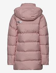 PUMA - Long Down Jacket G - dunjakker & forede jakker - peachskin - 1