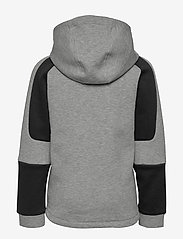 PUMA - Evostripe Full-Zip Hoodie B - kapuzenpullover - medium gray heather - 1