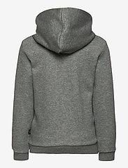 PUMA - ESS 2 Col Hoody FL B - kapuzenpullover - medium gray heather - 1