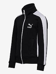 PUMA - Classics T7 Track Jacket G - sweatshirts - puma black - 2