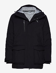 PUMA - Epoch Storm Down Jacket - parki - puma black - 0