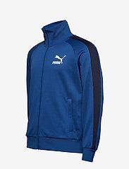 PUMA - Iconic T7 Track Jkt PT - track jackets - galaxy blue - 2