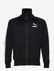 PUMA - Iconic T7 Track Jkt PT - track jackets - puma black - 0