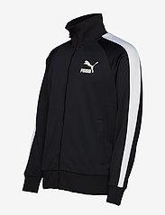 PUMA - Iconic T7 Track Jkt PT - track jackets - puma black - 2