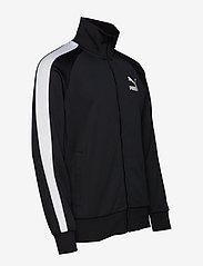 PUMA - Iconic T7 Track Jkt PT - track jackets - puma black - 3