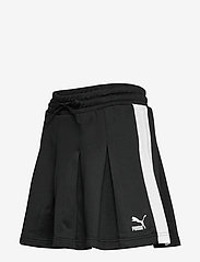 PUMA - Classics T7 Pleated Skirt - sports skirts - puma black - 2