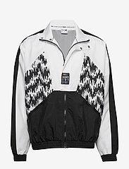 PUMA - TFS OG Track Jacket AOP - track jackets - puma black - 0